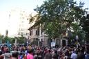 Concentración frente a la Delegación del Gobierno, 15 de julio 2013