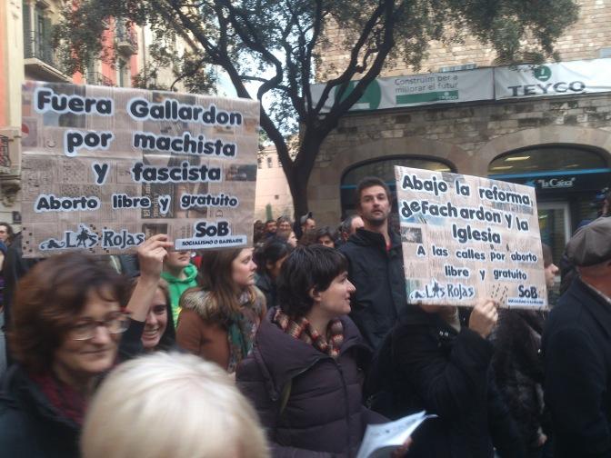 Triunfo de la lucha de las mujeres españolas y del mundo