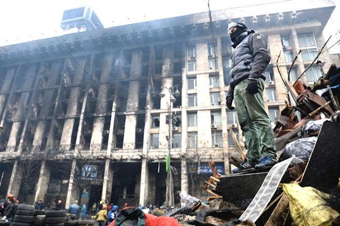 Ucrania: La rebelión popular en el Este