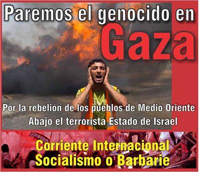 MOVILIZACIÓN MUNDIAL EN DEFENSA DEL PUEBLO PALESTINO  ¡¡¡ABAJO EL ESTADO RACISTA DE ISRAEL!!!   ¡¡¡TODAS A LAS CALLES!!!