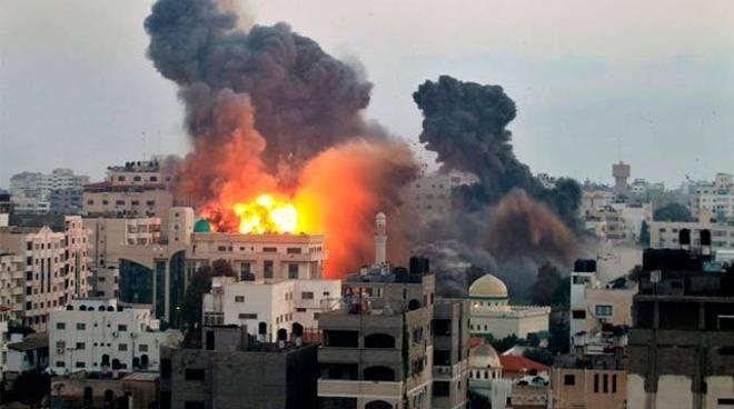 Palestina: Peligro de otro genocidio sionista en la Franja de Gaza, por Elías Saadi / El curso paradójico de la cuestión judía, por José Luís Rojo.