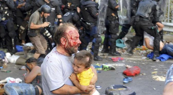 Crisis migratoria: Miles y miles de refugiados sin amparo: el verdadero rostro de la Unión Europea