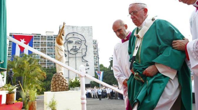 Gira del papa por Cuba y Estados Unidos
