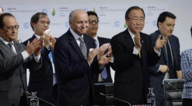 Finalizó la Cumbre del Cambio Climático – Una farsa diplomática que a la larga puede tener consecuencias trágicas para la humanidad