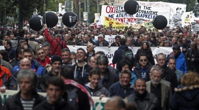 Grecia: No se rinde