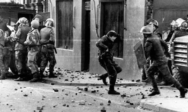 """Irlanda-A 44 AÑOS DEL """"BLOODY SUNDAY"""""""