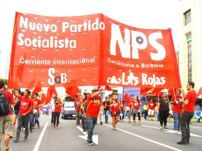 Costa Rica-Elecciones-Por un voto independiente del gobierno y los partidos patronales en la perspectiva de construir un Frente de Izquierda