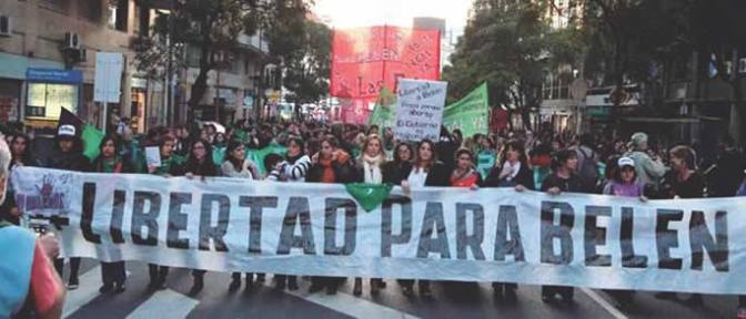 Rumbo al XXI Encuentro Nacional de Mujeres. Rosario-Argentina, Octubre 2016