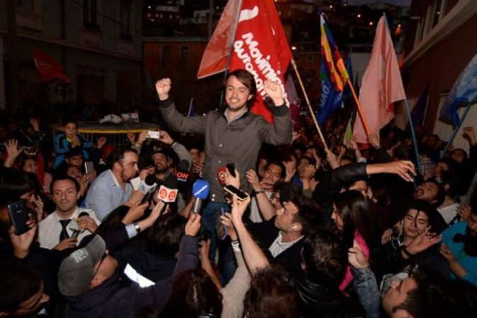 "¿Surge un ""Podemos"" chileno?"