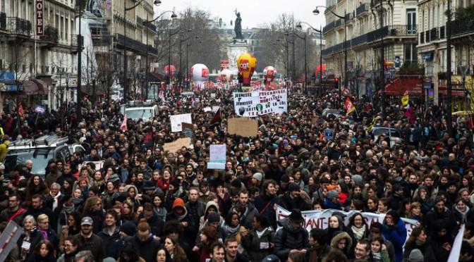 Debates con el trotskismo en Europa