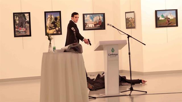 Ante el asesinato del embajador ruso en Turquía