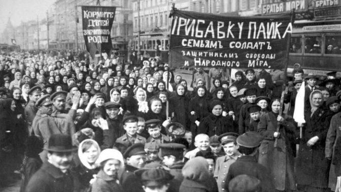 Día de la Mujer Trabajadora de 1917, el día que las mujeres empezaron la revolución