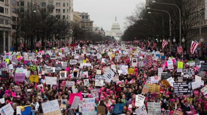 Paro Internacional de Mujeres – Un feminismo que empieza a radicalizarse