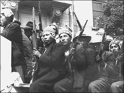 A 65 años de la Revolución Boliviana