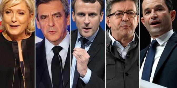 Elecciones francesas: un final de campaña electrizante