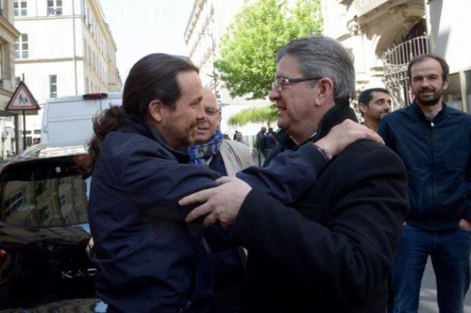 Las elecciones francesas en el estado español – Repudiamos el seguidismo de Anticapitalistas a la dirección de Podemos en su apoyo a Mélenchon