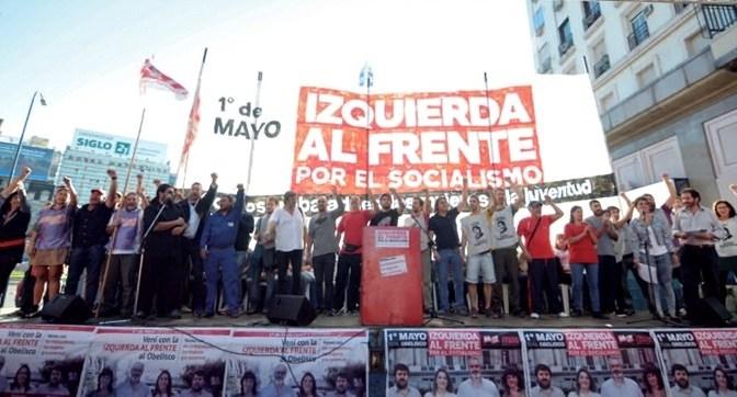 1º de Mayo de la Corriente Socialismo o Barbarie