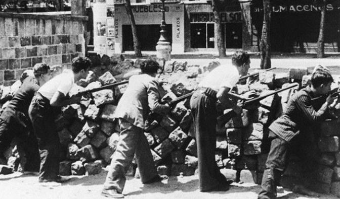 A 80 años de las jornadas de mayo de 1937 en Barcelona