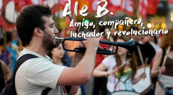 Carta de despedida a un joven cuadro de nuestro partido. Hasta el socialismo siempre, camarada.