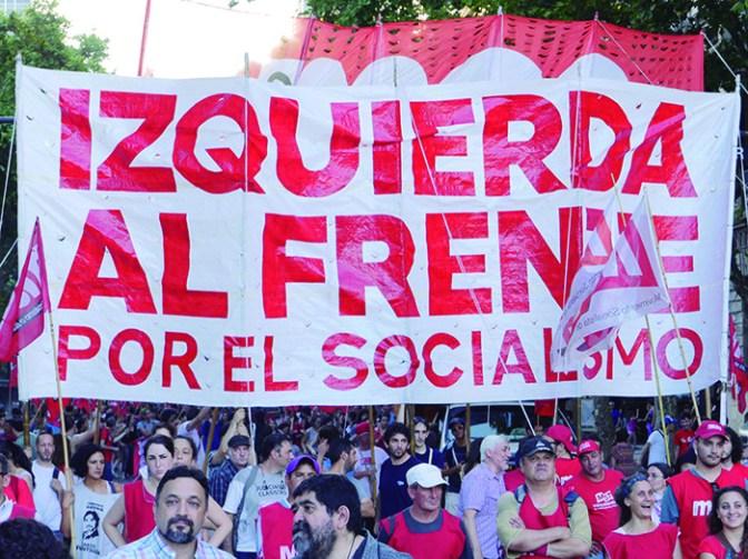 Gravísima ruptura de los principios socialistas