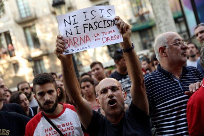 A una semana de la masacre de Barcelona: Impedir que sea aprovechada para dar un giro a la derecha