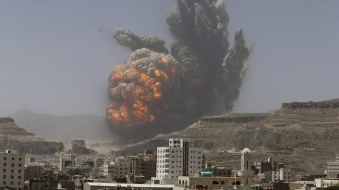 Yemen-Una terrible masacre contra la población civil, apoyada por EEUU