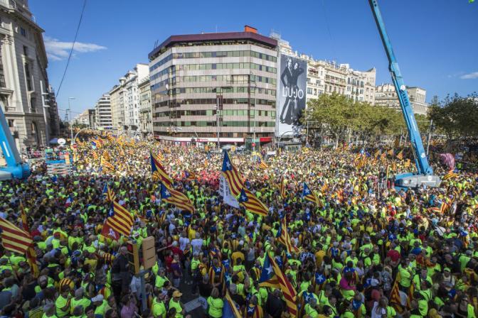 Ante el 1-O Defendemos incondicionalmente el derecho a decidir del pueblo catalán