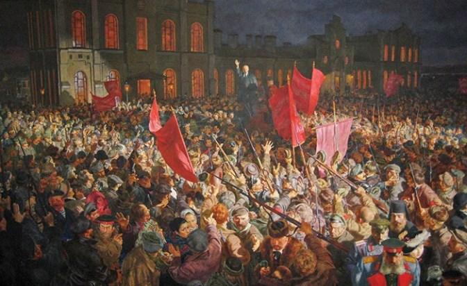 Volver al futuro: Revolución Rusa y dialéctica histórica