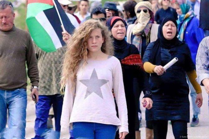Libertad inmediata para Ahed Tamimi