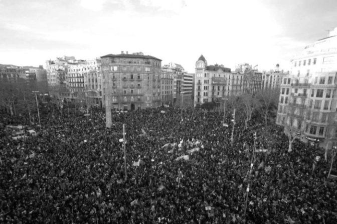 Jornada Internacional por el 8 de Marzo en Europa