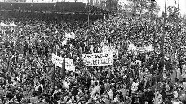 A 50 años – Qué fue el Mayo Francés