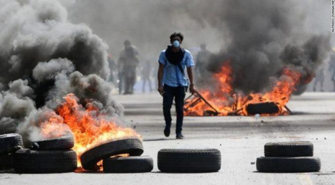 La primavera nica pone a crujir al régimen de Ortega-Murillo