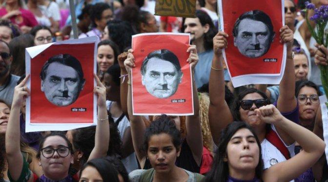 En la segunda vuelta, es necesario derrotar a Bolsonaro en las calles y en las urnas