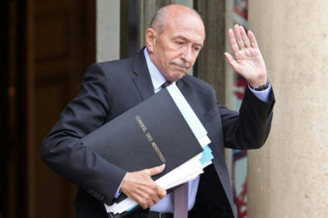 La renuncia del ministro Collomb debilita al gobierno