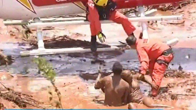 Ruptura de dique minero produce otra tragedia en Brasil