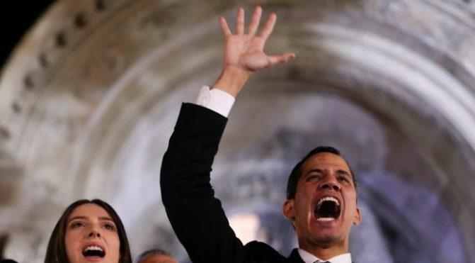 Guaidó retorna a Caracas tras su gira por Sudamérica