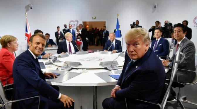 Un G7 sin novedades… excepto la catástrofe ecológica